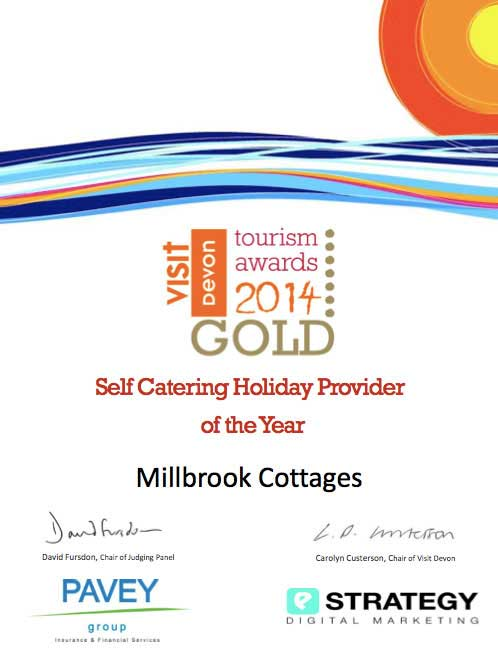 Award Winning Cottages